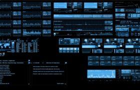 BlueVision HUD Theme V0.2 Alpha