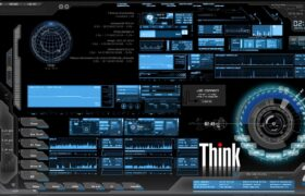 Tech Overkill Rainmeter Theme 23.11