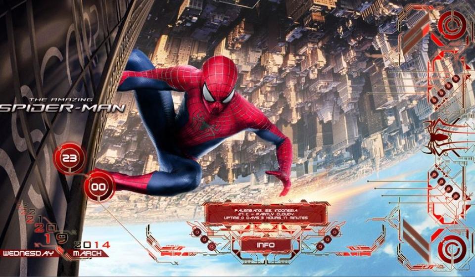 The Amazing Spiderman Theme 2.1
